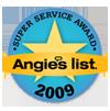 Super Service Award 2009
