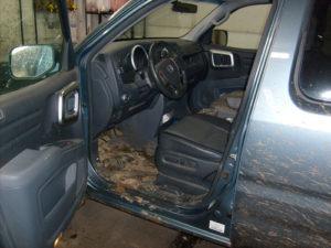 Car from Bryn Mawr Detailed