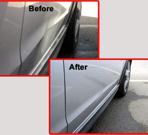 Paintless Dent Removal