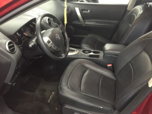 after interior detailing