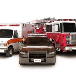 first responder vehicles