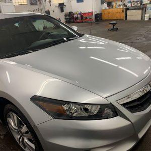Honda Accord after detail