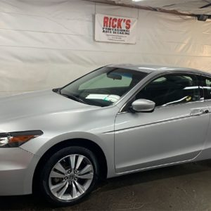 Honda Accord after detail