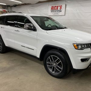 Grand Cherokee after detail