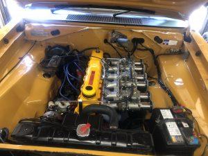 Hemi Engine Detail