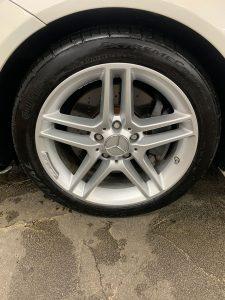 Benz tire